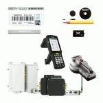 RFID tag, transponder, handheld reader and fixed mount reader