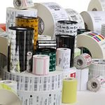 Label, ribbons, cards